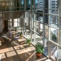 300 N. Greene St. - atrium