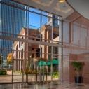 Riverfront Plaza - atrium
