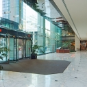 Salesforce Tower - lobby